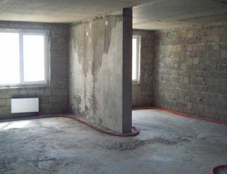 Демонтаж в квартирах домов разной постройки