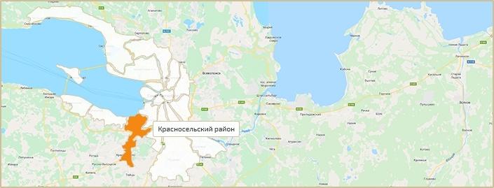 Вывоз мусора Красносельский район