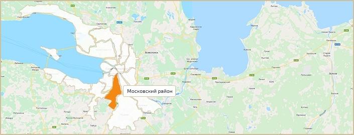 Вывоз мусора Московский район