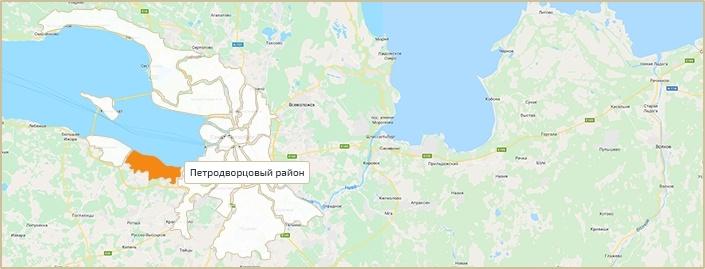 Вывоз мусора Петродворцовый район