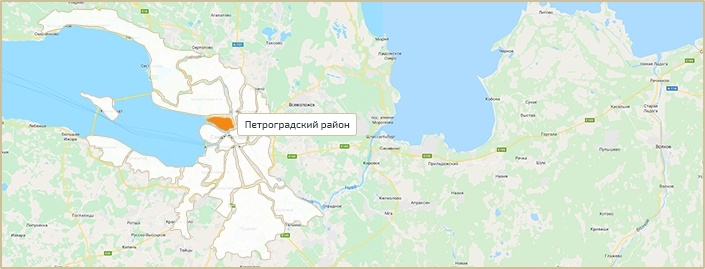 Вывоз мусора Петроградский район