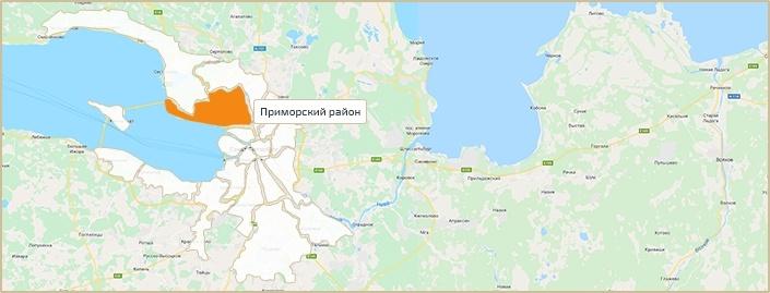 Вывоз мусора Приморский район