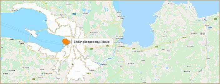 Вывоз мусора Василеостровский район