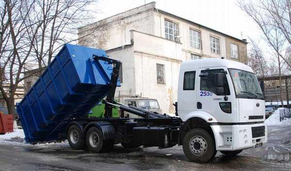 Вывоз строительного мусора дешево